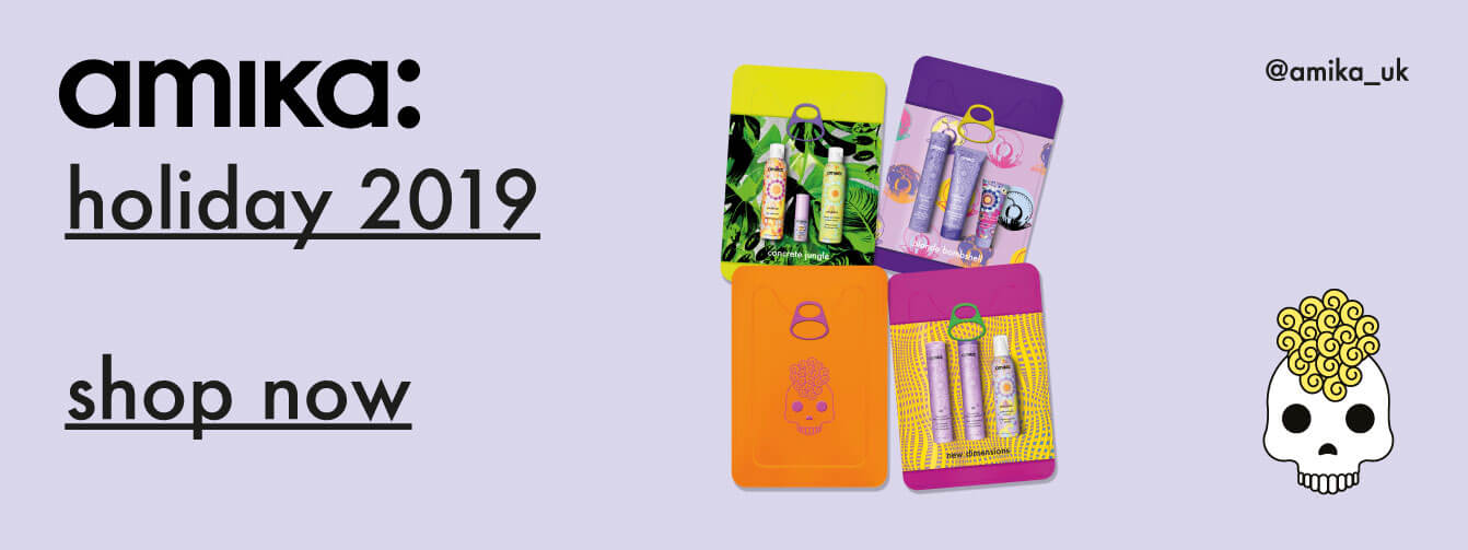 amika: 2019 Holiday Packs Available Now