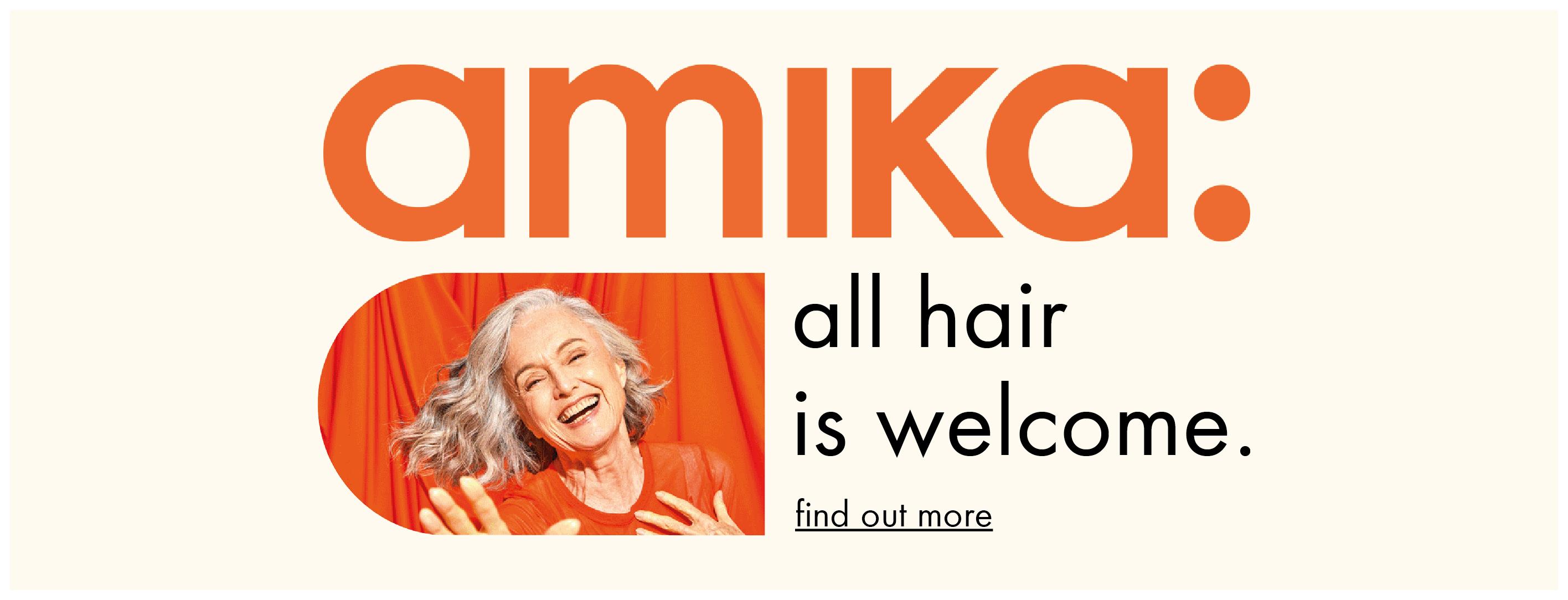 amika a friend to hair