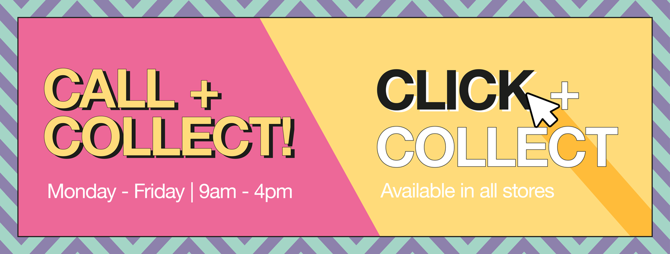 Click + Collect and Call + Collect Available