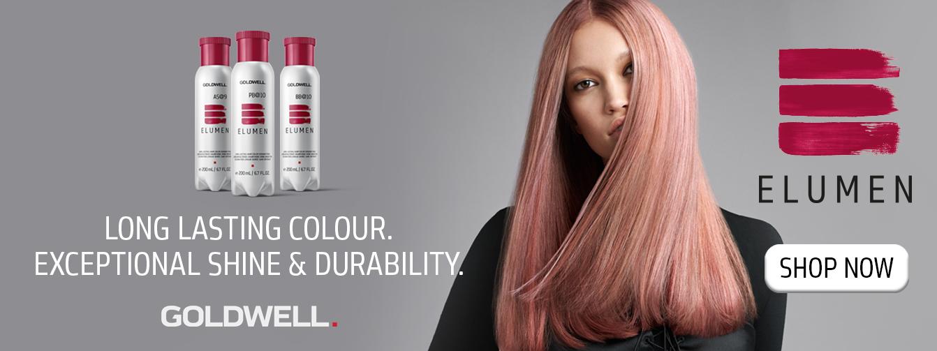 Goldwell Elumen Permanent Hair Colour Now Available
