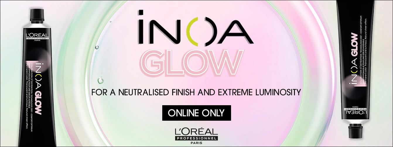 New L'Oréal Professional Inoa Glow