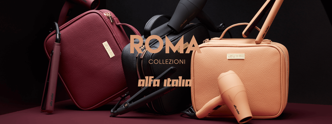 New Alfa Italia Roma Collection AW:20