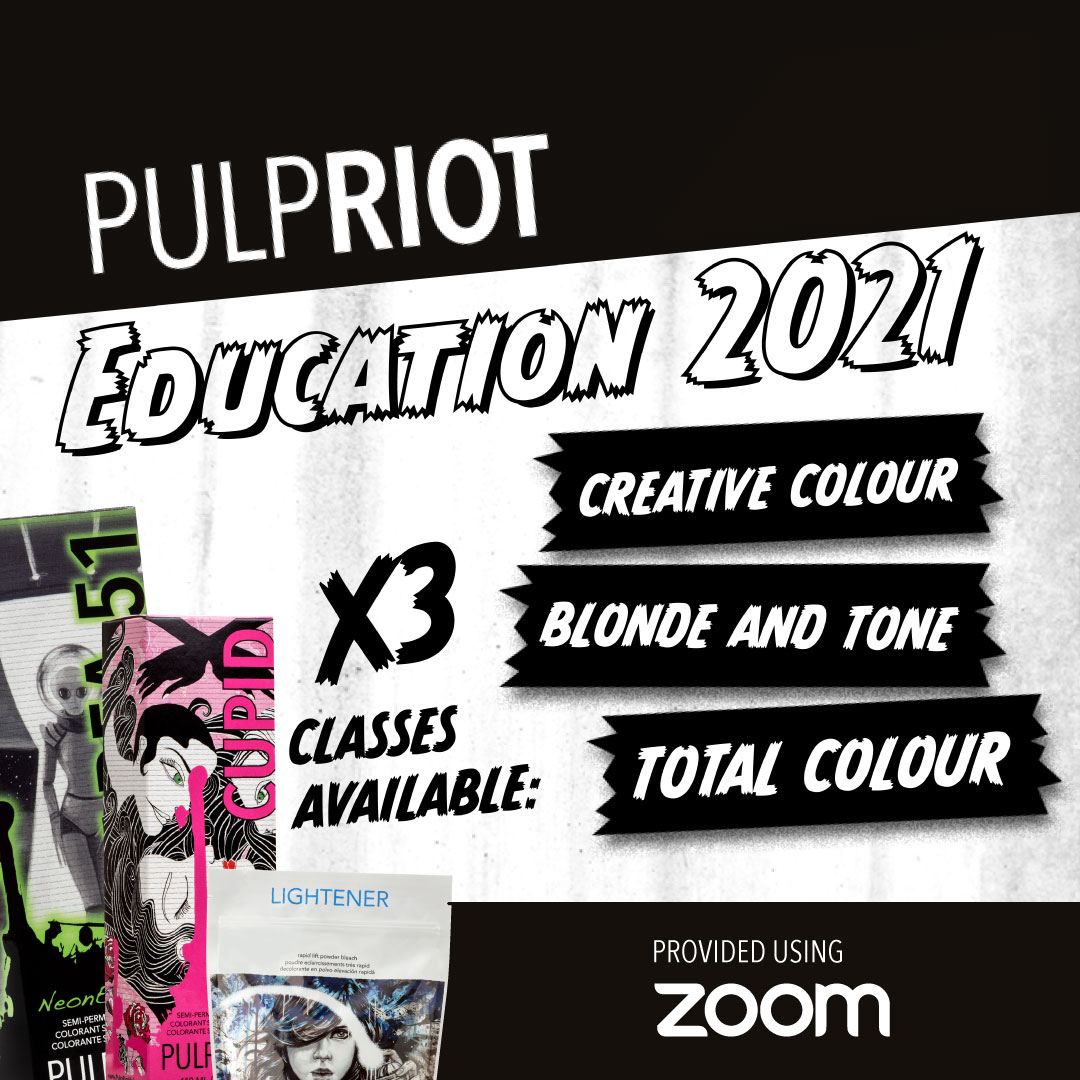 Pulp Riot Online Education