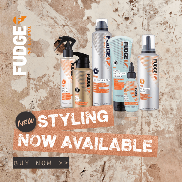 Fudge Professional Styling Range