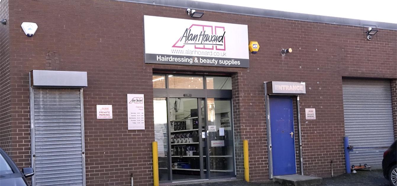 Birkenhead Store Front