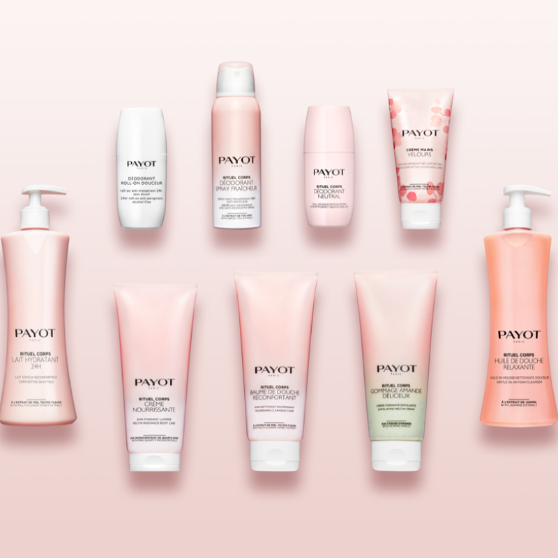 Payot Retail Body