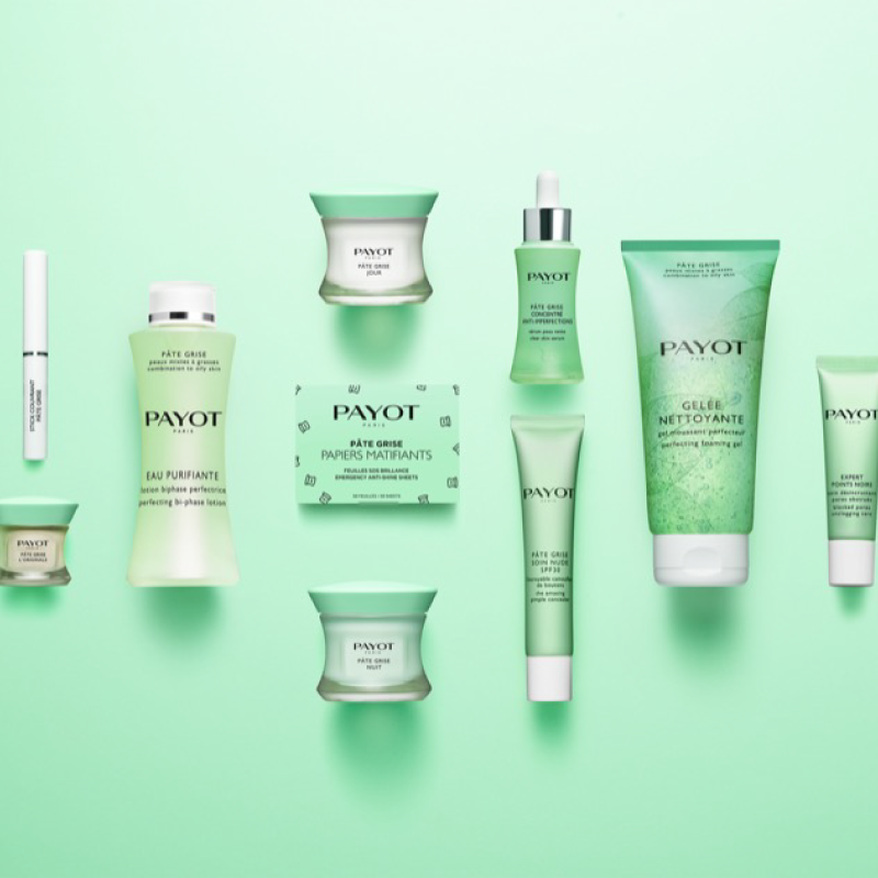 Payot Retail for Combination Skin