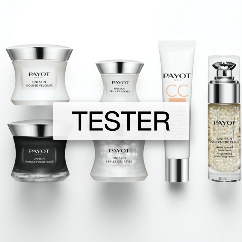 Payot Tester Products