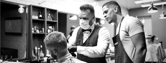 Barbering Cutting Courses
