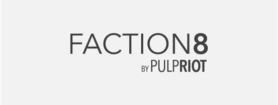 Pulp Riot Faction 8