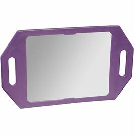 Two Handed Mirror Purple thumbnail