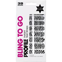 Profile Bling-To-Go Wild Zebra thumbnail
