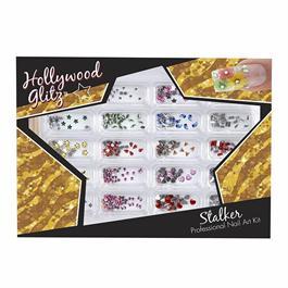Hollywood Glitz Stalker Nail Art Kit thumbnail
