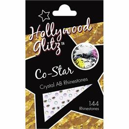 Co-Star Crystal AB Rhinestones thumbnail