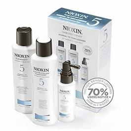Nioxin Trial kit System 5 thumbnail