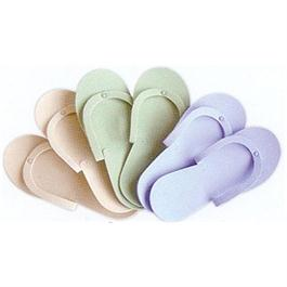 Pedicure Slippers Lavender thumbnail