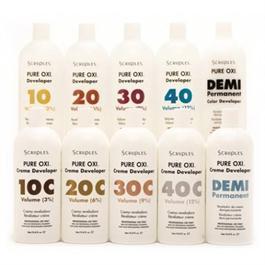 Pure Oxi Demi-Permanent Creme Developer - 1 Litre  thumbnail