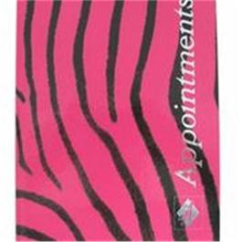 Appointment Books Pink & Black Zebra 6 Assistant thumbnail