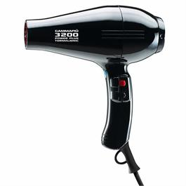 Gamma Piu 3200 BLACK Hair Dryer thumbnail