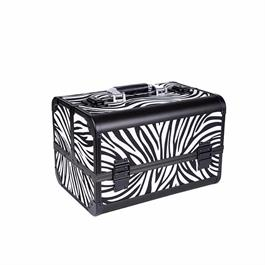 Large Beauty Case - Zebra thumbnail