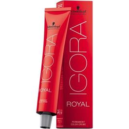Igora Royal 9-18 Extra Light Blonde Cendre Red 60ml thumbnail