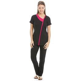 Havana Tunic black/pink size 8 thumbnail