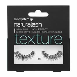 Naturalash 117 Black Lashes thumbnail