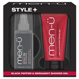 STYLE+ BLACK PEP & BERG SHOW GEL - SPRAY thumbnail