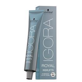 Igora Royal 10-1 Ultra Blonde Cendre 60ml thumbnail
