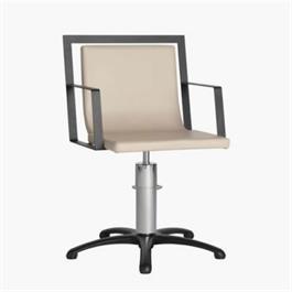 Takara Belmont Frame Charcoal Styling Chair thumbnail