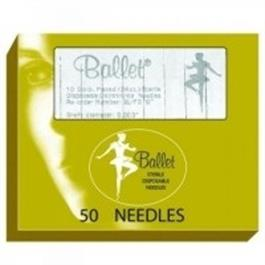 003 Gold Ballet Needles  thumbnail