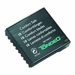 Tondeo Comfort Safety Blades 10's thumbnail