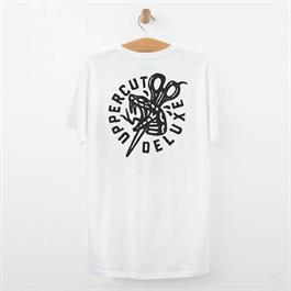 Uppercut Deluxe T-shirt Snake White Med thumbnail