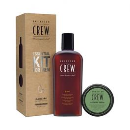 Crew Essential Kit for Men Forming Cream thumbnail