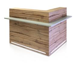 REM Windsor Reception Desk 92 x 92cm thumbnail