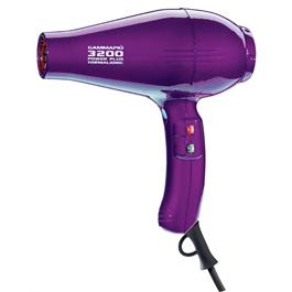 Gamma Piu 3200 Purple 2200w Hair Dryer thumbnail