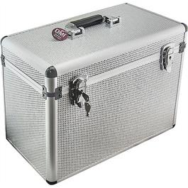 DMI Aluminium Carry Case Silver thumbnail
