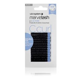 C Curl  Double Tip Lashes Ellipse 12mm thumbnail