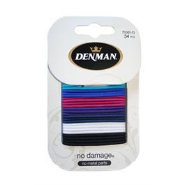 Denman 34pk 2mm Elastics -  Bright thumbnail