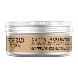 Bed Head for Men Matte Workable Wax 85g thumbnail