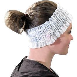 Disposable Headband White 100 Pack thumbnail