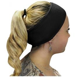 Beauty Essentials Black Headband thumbnail