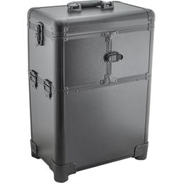 Alu Trolley Case 2 Tier Black thumbnail