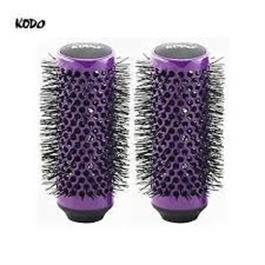Kodo Lock & Roll 55mm Brush Heads x 2  thumbnail