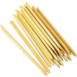Beauy Essentials Orangewood Sticks 10Pk thumbnail