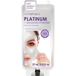 Skin Republic Platinum Peel-Off Mask thumbnail