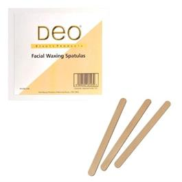Deo Disposable Facial Spatulas 100's thumbnail
