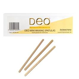 Deo Disposable Mini Spatulas 100's thumbnail