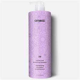 amika 3D Shampoo 1000ml thumbnail