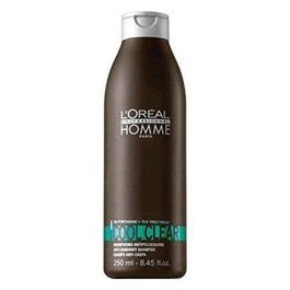 Homme Cool Clear Shampoo 250ml thumbnail
